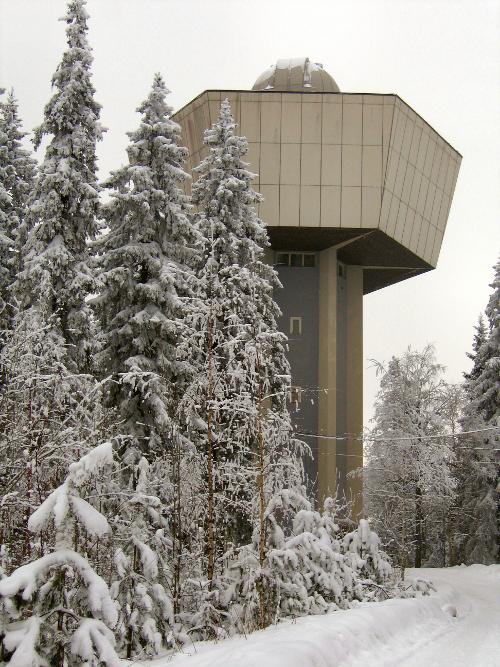 Tähtitorni kuva Marko Kämäräinen